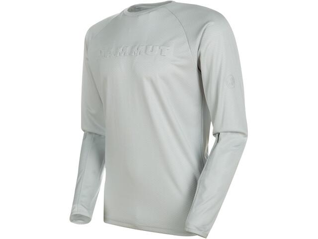 Mammut Crashiano Langærmet T-shirt Herrer, highway mélange